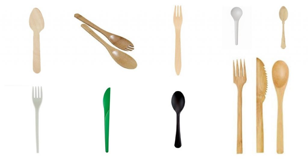 Types of cutlery